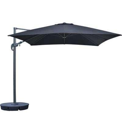 2017 Square – Patio Umbrellas – Patio Furniture – The Home Depot With Square Sunbrella Patio Umbrellas (View 9 of 15)