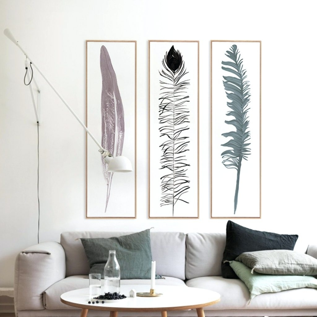 Featured Photo of Vertical Wall Art