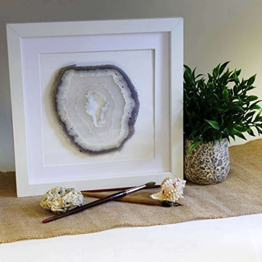2018 Agate Wall Art Inside Great Agate Wall Art : Andrews Living Arts – How To Arrange Agate (View 1 of 15)