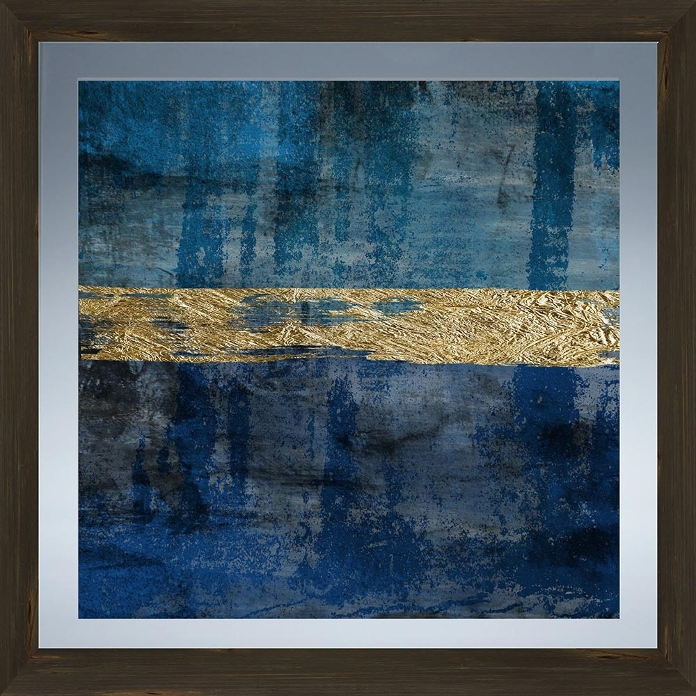 2018 Blue Wall Art Pertaining To Wall Decoration (View 7 of 15)
