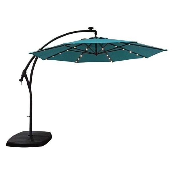 2018 Lowes Offset Patio Umbrellas Intended For Lowes Patio Umbrellas – Home Design Ideas (View 9 of 15)