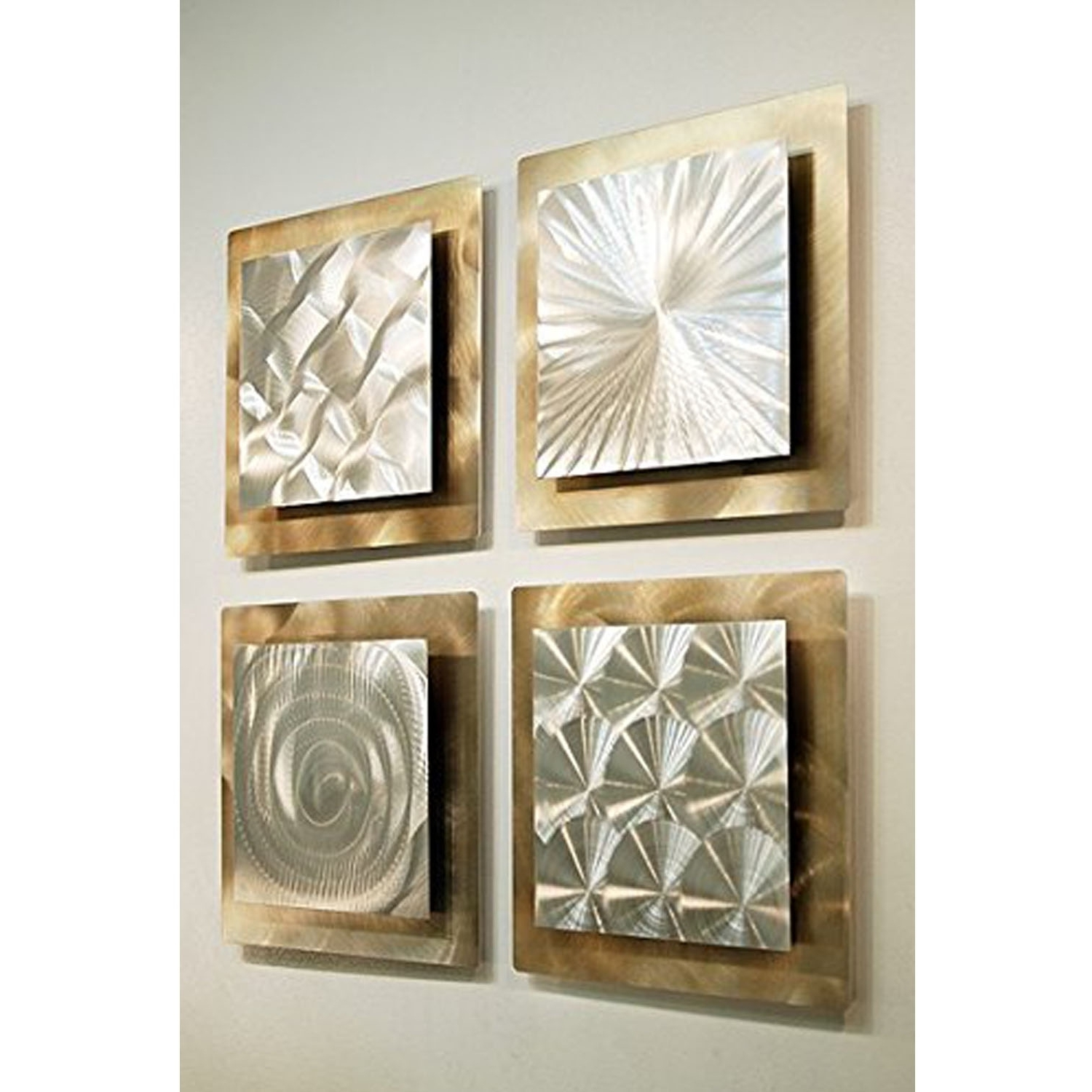 2018 Metal Wall Art In Metal Art (View 13 of 15)
