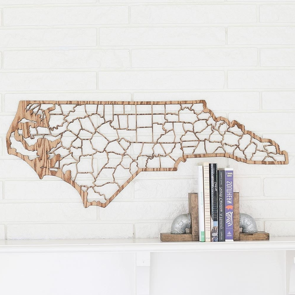 Featured Photo of North Carolina Wall Art