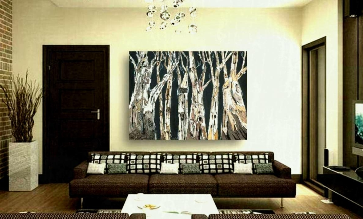 2018 Oversized Canvas Wall Art Pertaining To Oversized Wall Art Contemporary Abstract Canvas Art Exhibition (View 3 of 15)