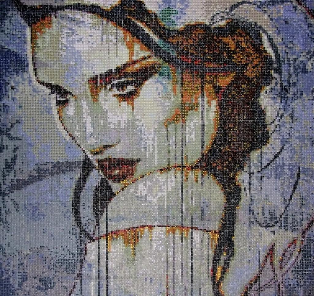 2018 Pretty Mosaic Wall Art : House Photos – Add Elegant Mosaic Wall Art With Mosaic Wall Art (View 11 of 15)