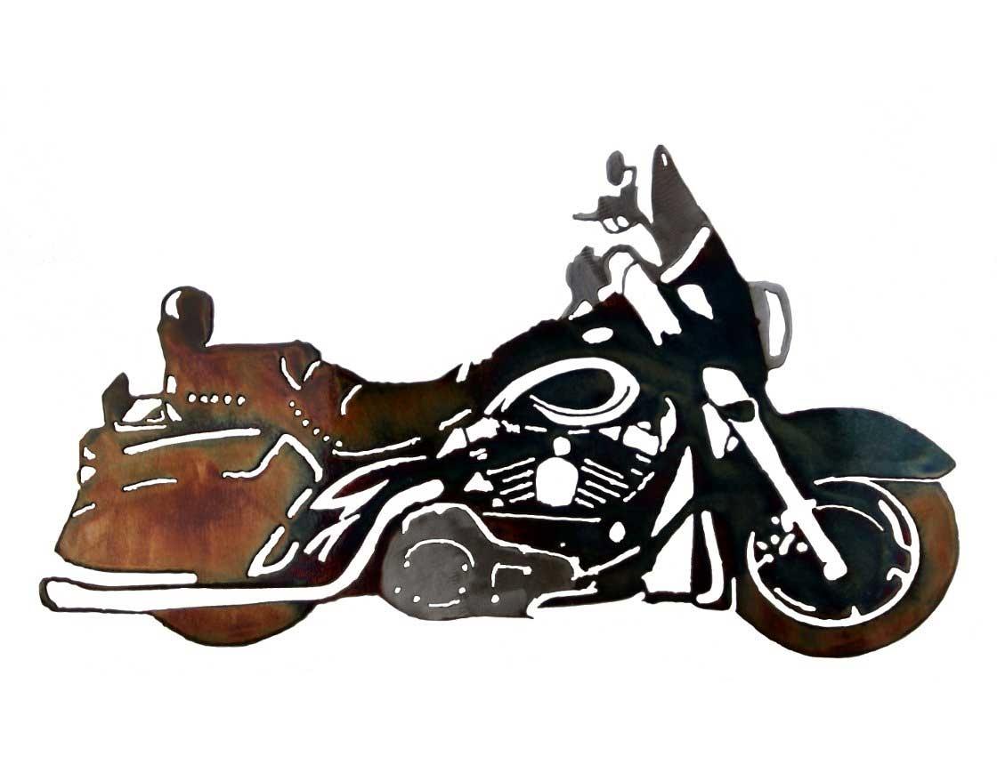 2018 Smw126 Custom Metal Motorcycle Wall Art Hd Classic – Sunriver Metal Inside Motorcycle Wall Art (View 3 of 15)