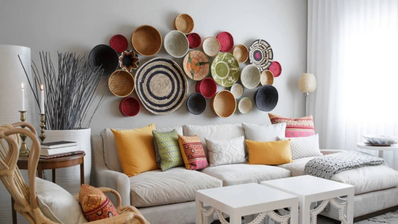 2018 Wall Art Decors For Creative Living Room Wall Decor Ideas – Youtube (View 2 of 15)