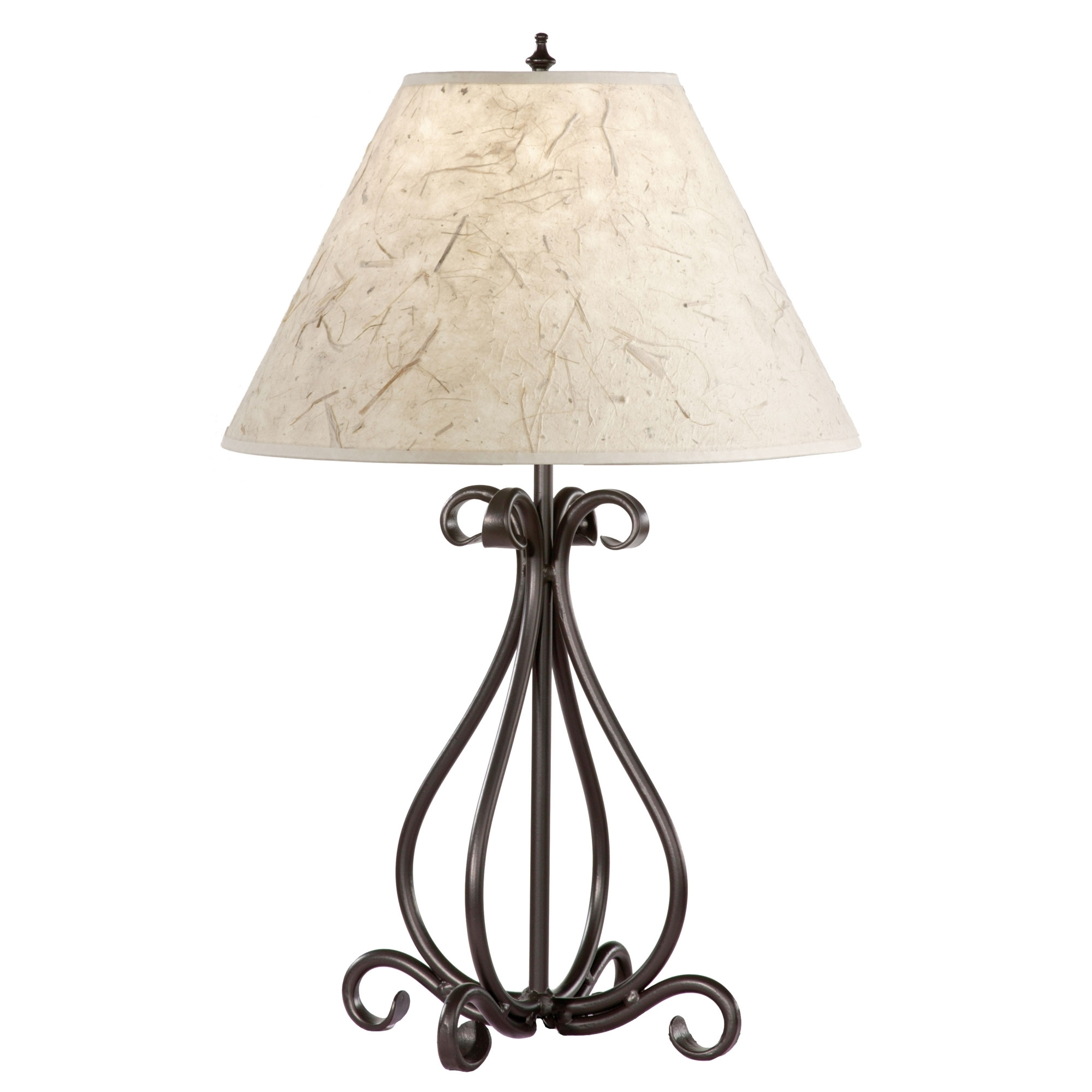 2018 Wrought Iron Living Room Table Lamps Intended For Table Lamps At Lowes Cordless Target Lamp Shades With Usb Port Uk (View 14 of 15)