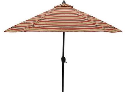 26 Patio Umbrellas Menards, Backyard Creations Yukon Umbrella At With Famous Menards Patio Umbrellas (View 1 of 15)