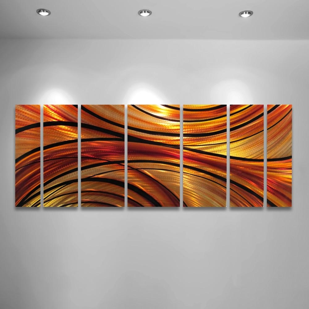 27 Orange Wall Art, Art For Sale Online Artsyhome – Swinkimorskie For Preferred Orange Wall Art (View 9 of 15)