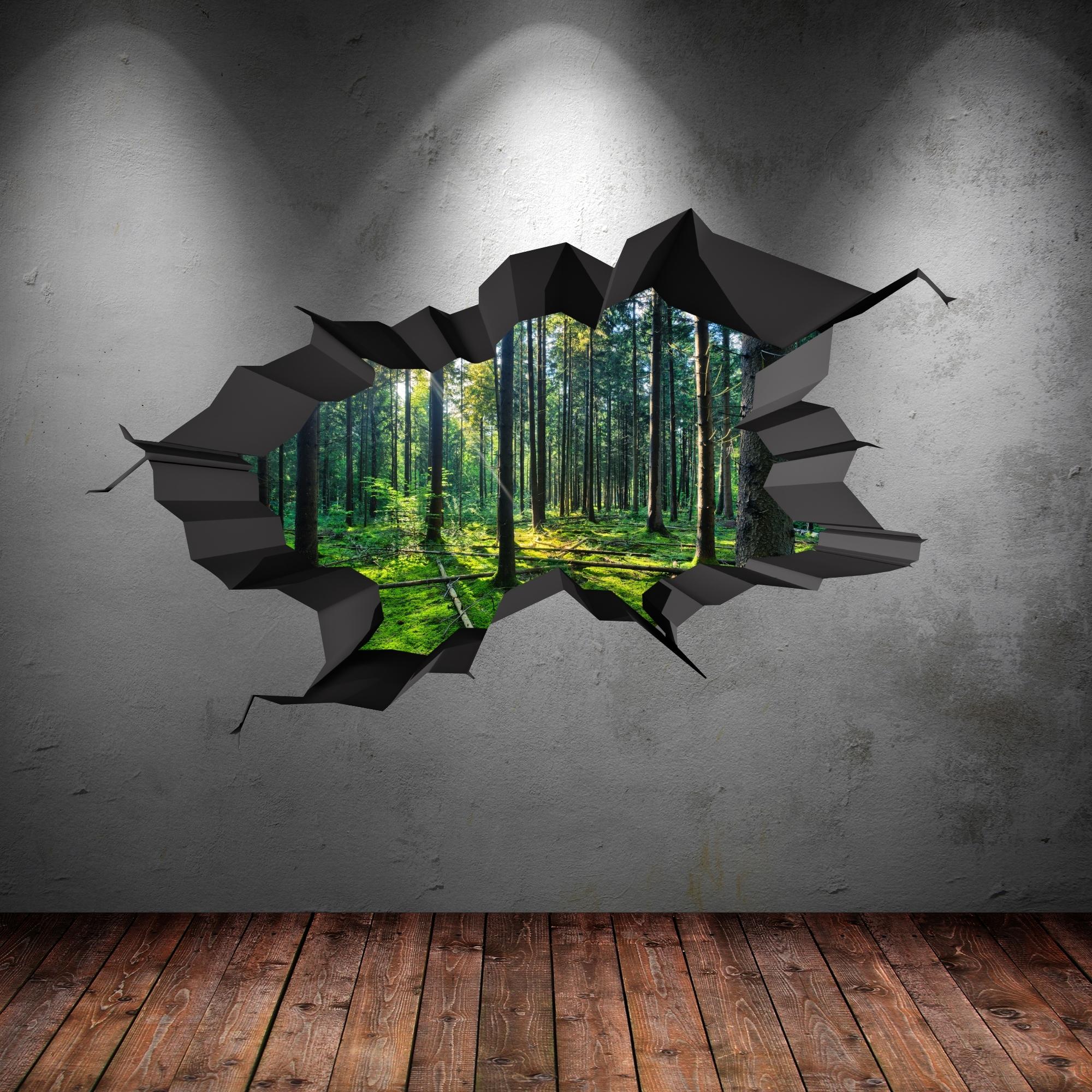 3 D Wall Art – Goal.goodwinmetals (View 11 of 15)