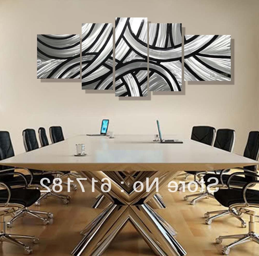 3D Metal Wall Art Alluring Abstract 3D Wall Art S Abstract 3D Metal inside Trendy 3D Metal Wall Art