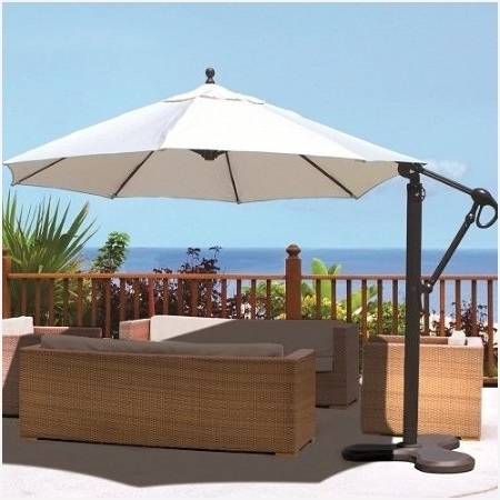 40 Rectangular Patio Umbrella Sunbrella Ki0H – Xseduct pertaining to Recent Rectangular Sunbrella Patio Umbrellas