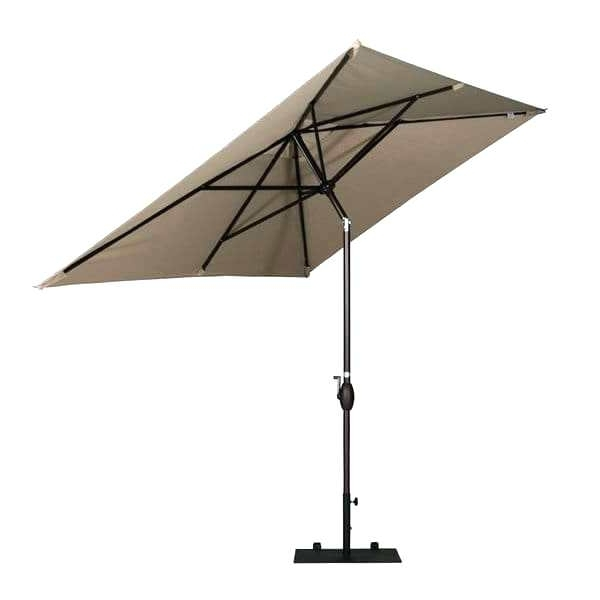 6 Ft Patio Umbrellas Pertaining To Popular 6 Ft Market Umbrellas 6 Patio Umbrella With Tilt Patio Footfoot (View 11 of 15)