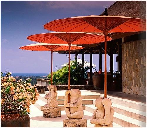6Ft Patio Umbrella » Buy Aman Nusa Luxury Hotel Patio Umbrellas At inside Well-liked 6 Ft Patio Umbrellas
