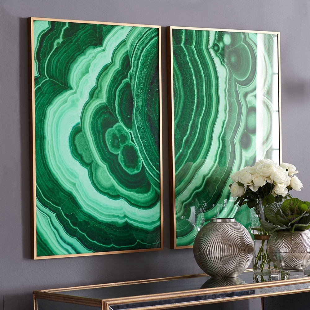 Agate Wall Art Inside Most Current Nice Agate Wall Art : Andrews Living Arts – How To Arrange Agate (View 3 of 15)