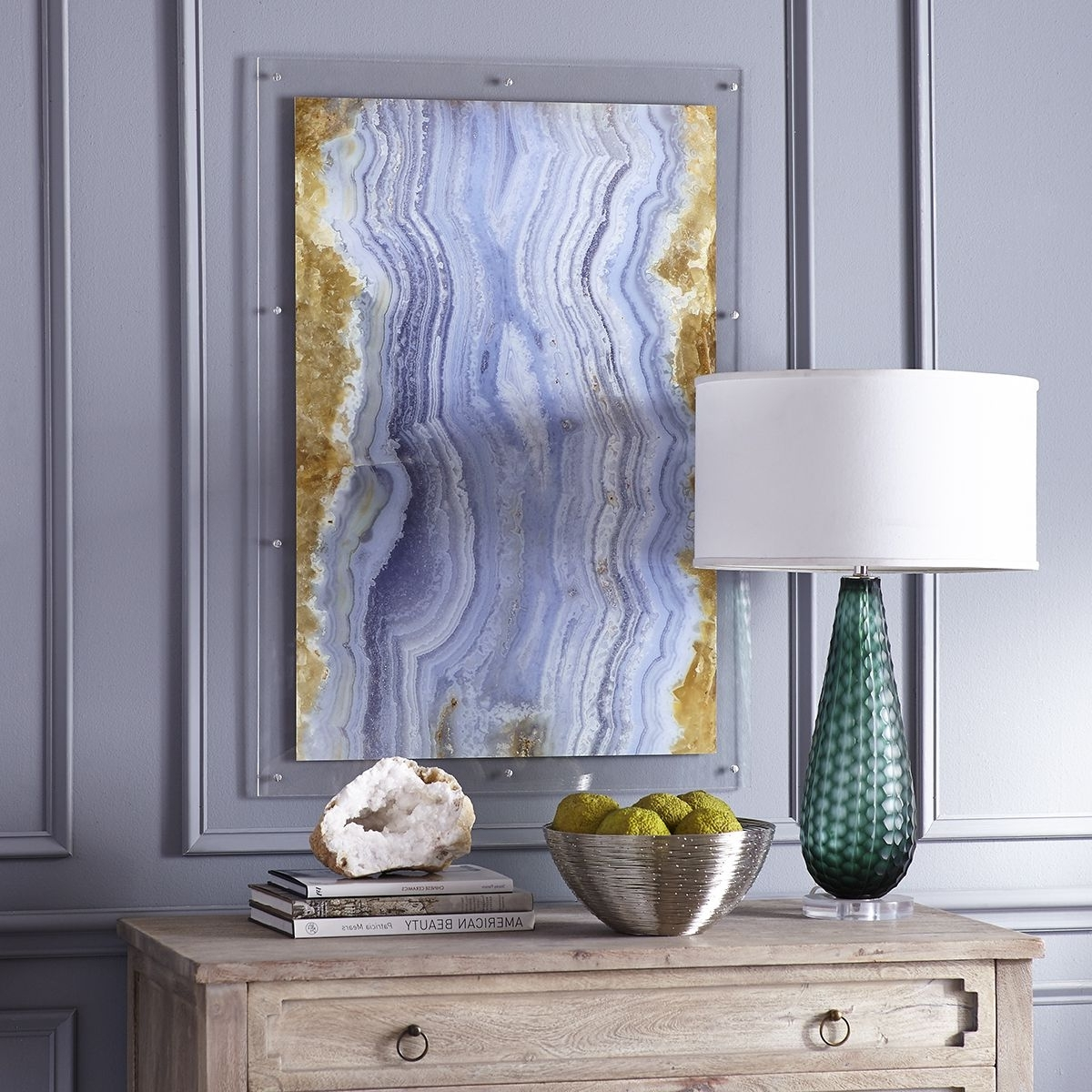Agate, Walls And Acrylics Within Agate Wall Art (View 6 of 15)