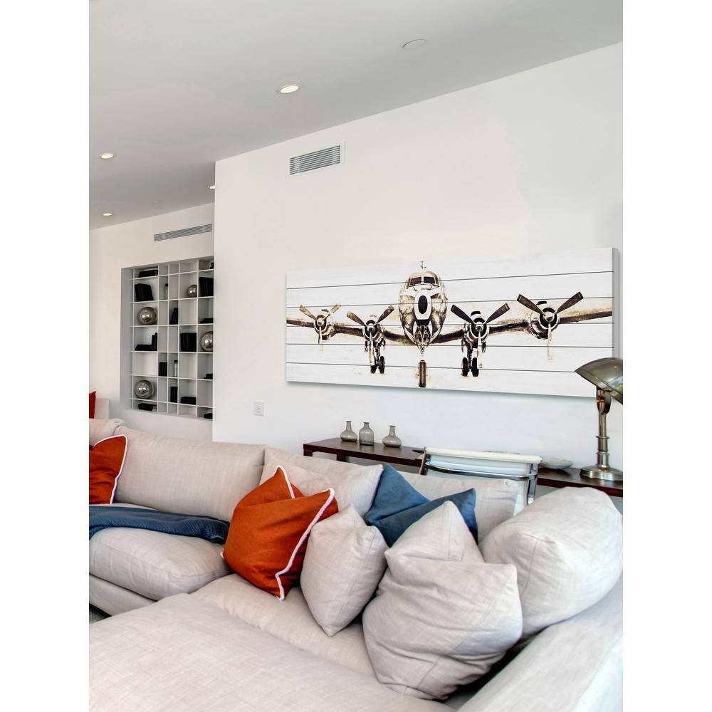 Featured Photo of Airplane Wall Art