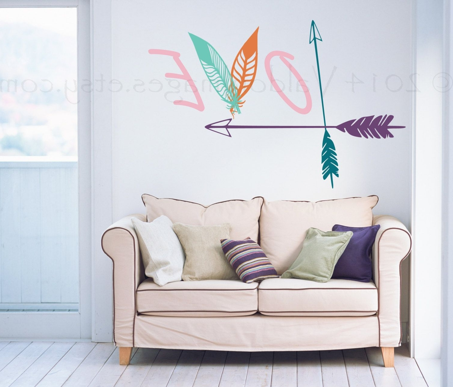 Apartment Furniture Intended For Bohemian Wall Art (View 6 of 15)
