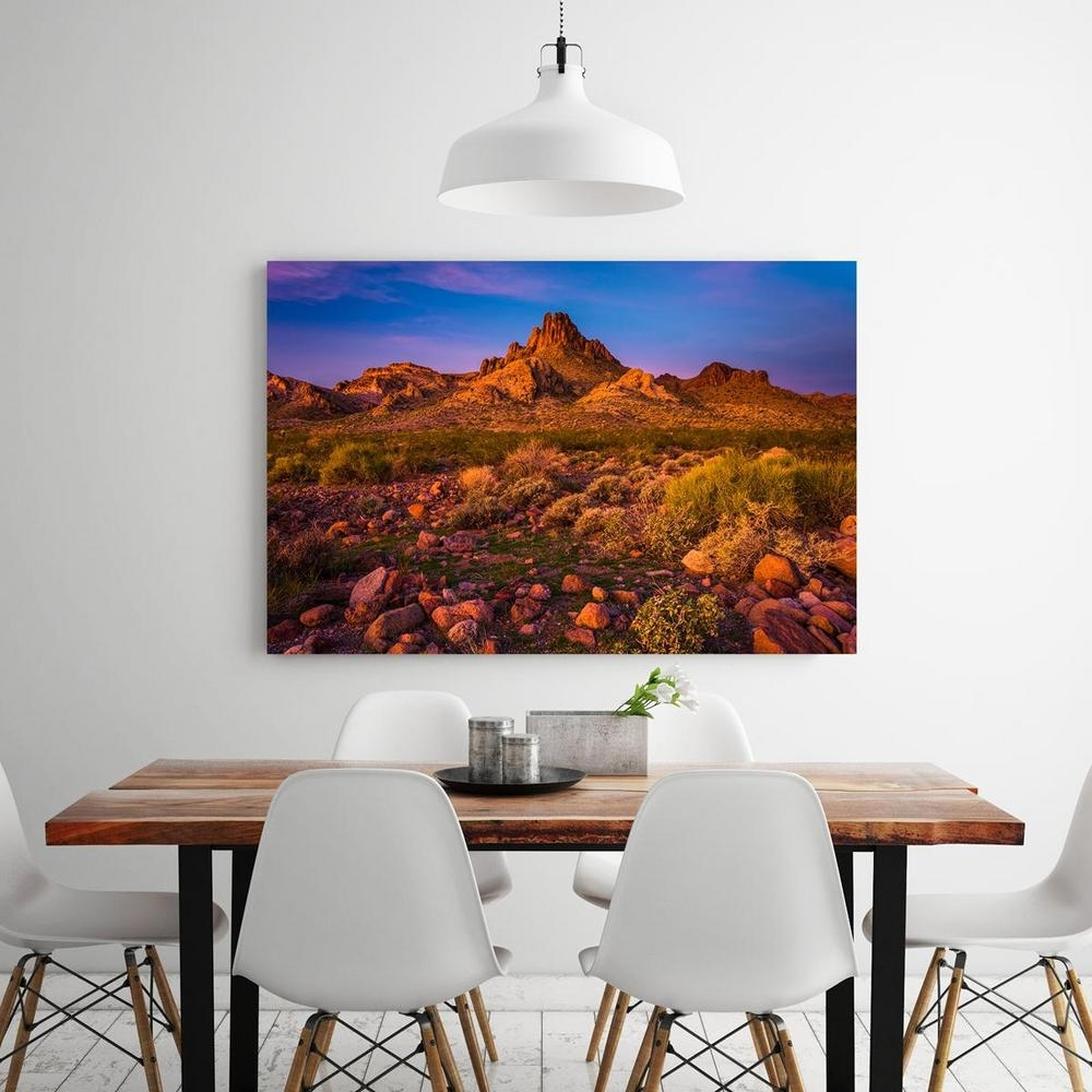 Arizona Wall Art For 2018 24 In. X 36 In (View 13 of 15)