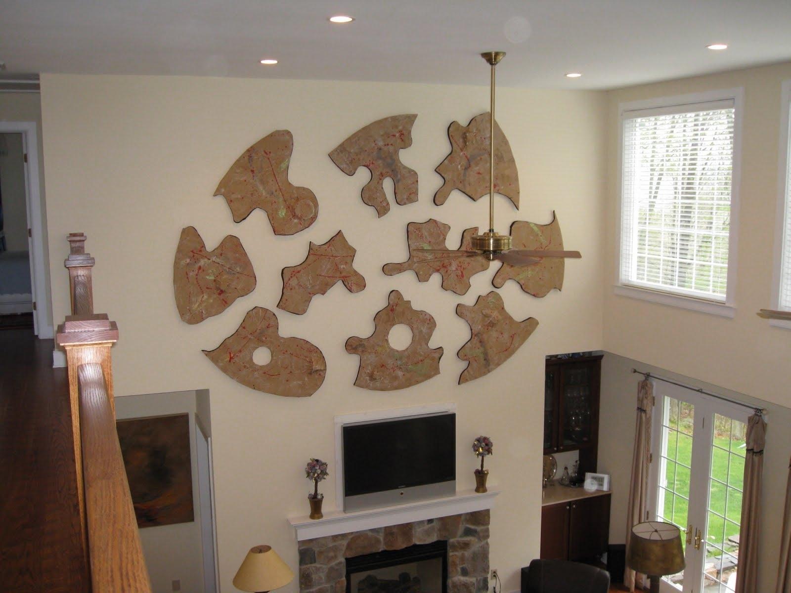 Art Angel: Big Wall Art: Puzzle In Preferred Big Wall Art (View 4 of 15)