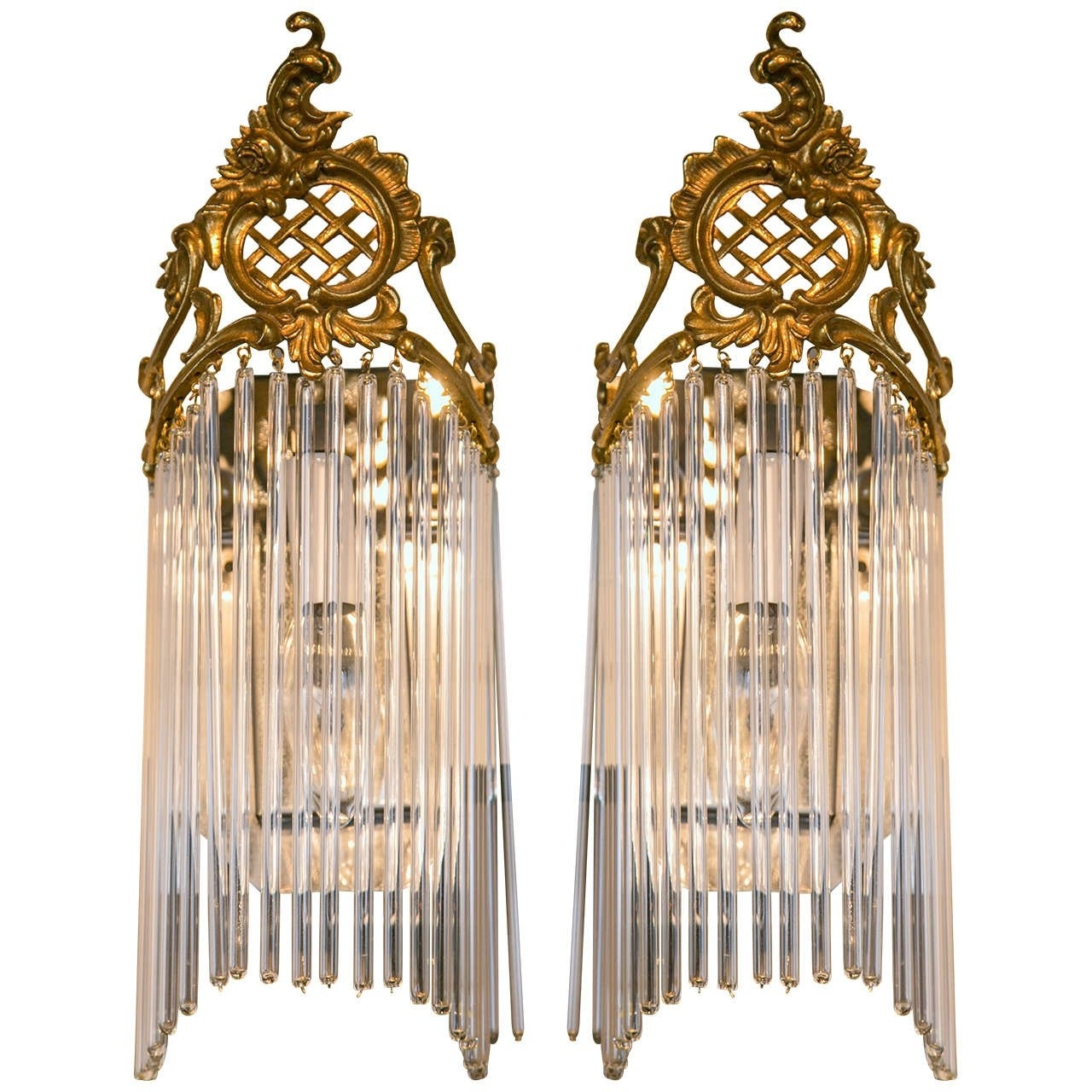 Art Deco Wall Sconces – Prix Dalle Beton Regarding Favorite Art Deco Wall Sconces (View 2 of 15)