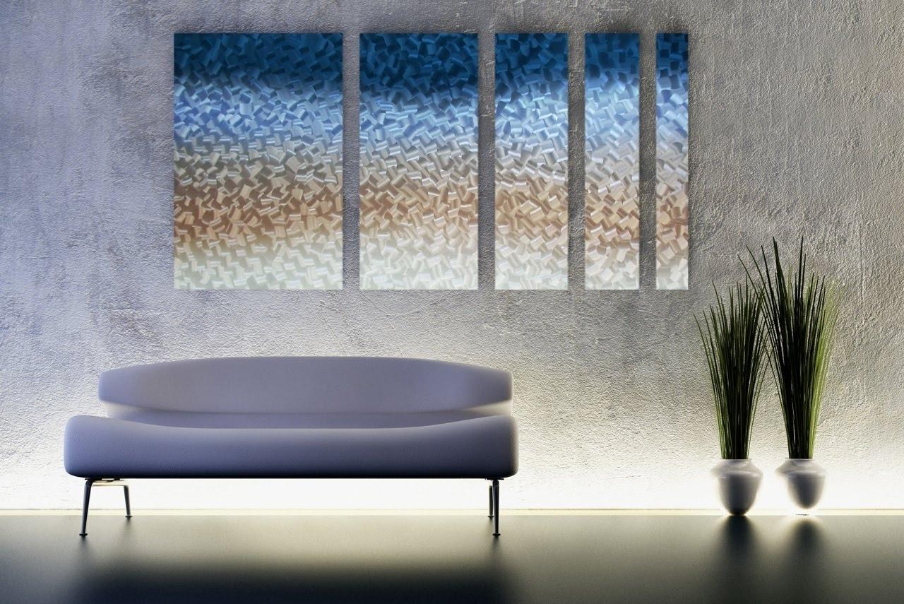 Art Wall Decor Regarding Current Wall Art Decoration Ideas – Home Wall Decor – Youtube (View 5 of 15)