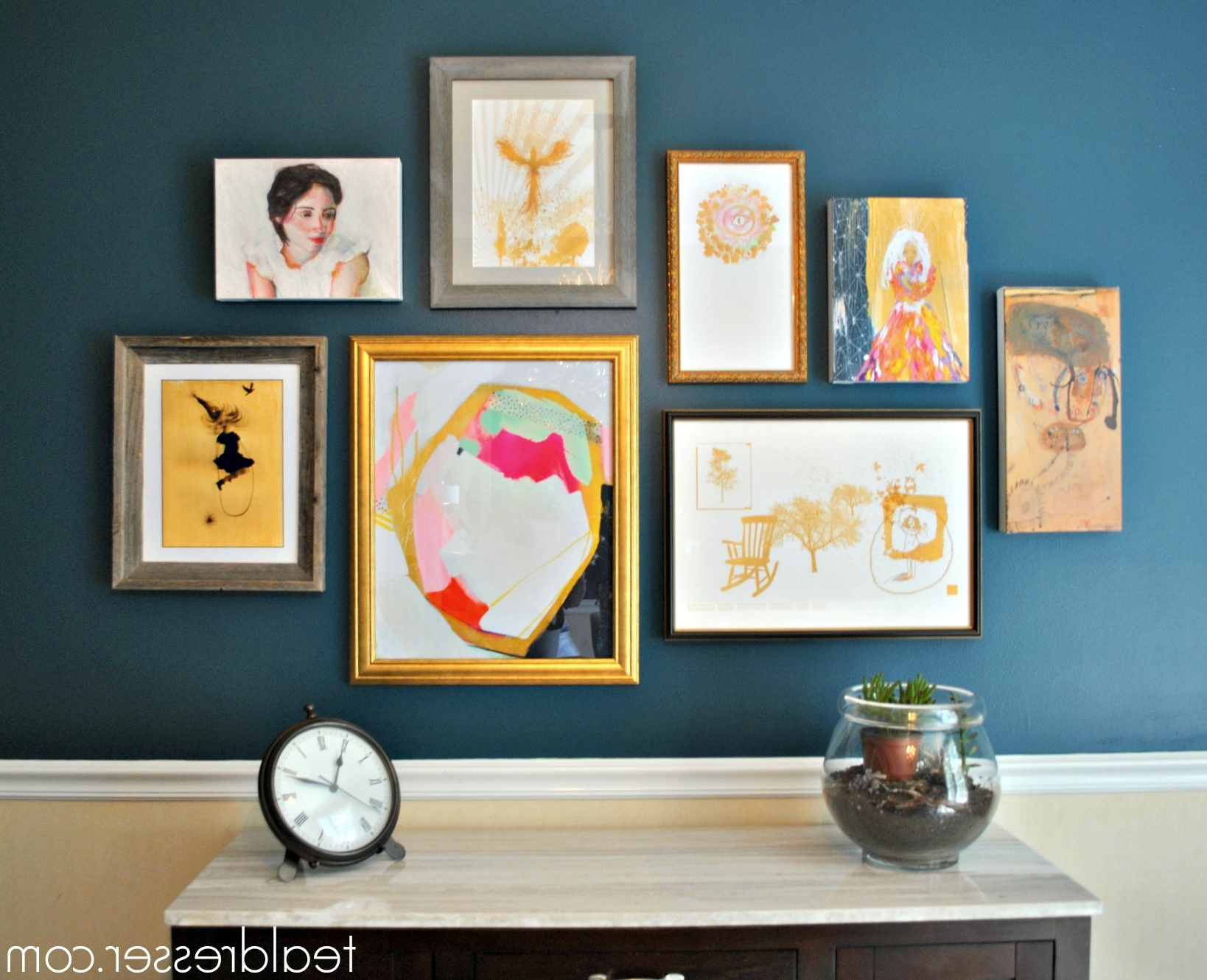 Artfully Walls For Latest Artfully Walls (View 2 of 15)