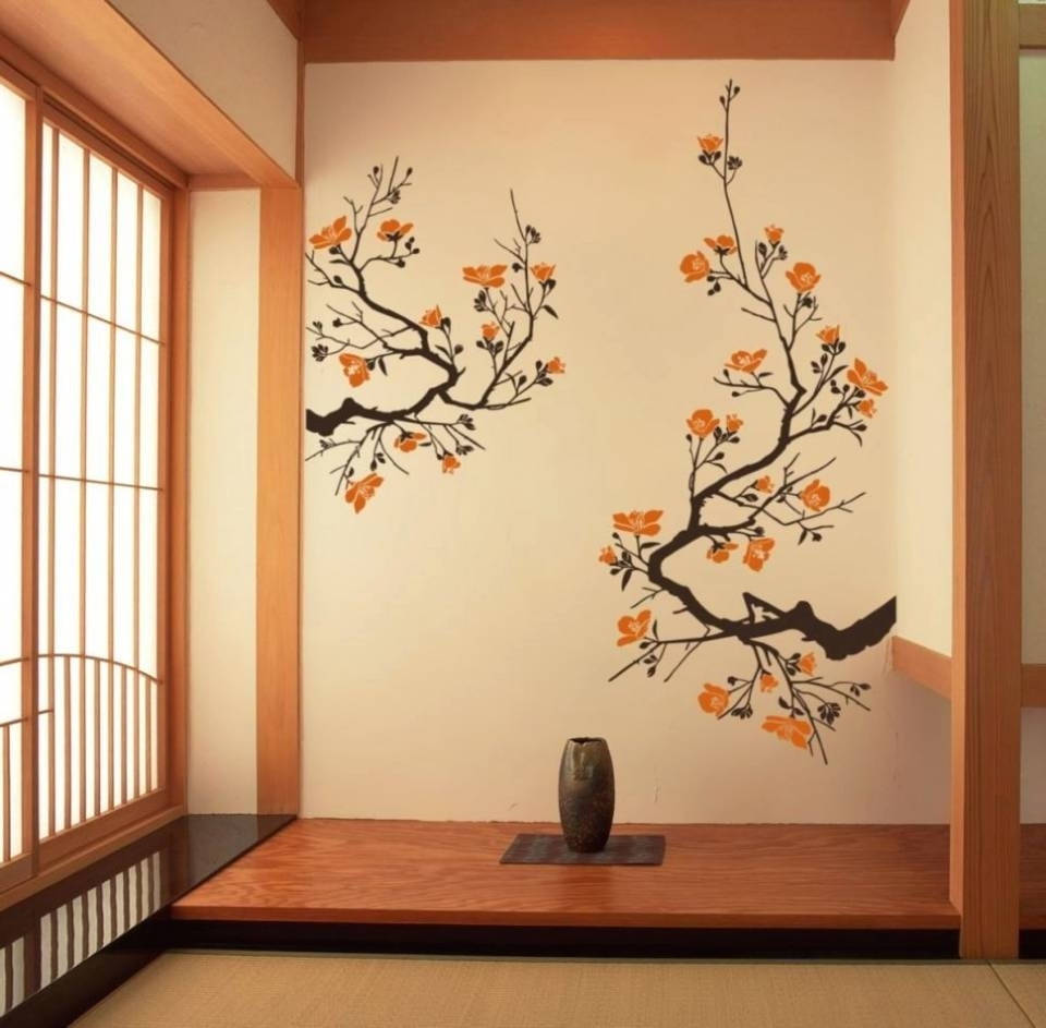 Asian Wall Art Design : Andrews Living Arts – Asian Wall Art Style Ideas With Famous Asian Wall Art (View 2 of 15)
