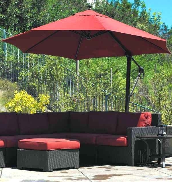 Awesome Patio Umbrellas At Lowes Or 78 Patio Umbrellas Lowes – 2Ftmt For Latest Patio Umbrellas At Lowes (View 3 of 15)