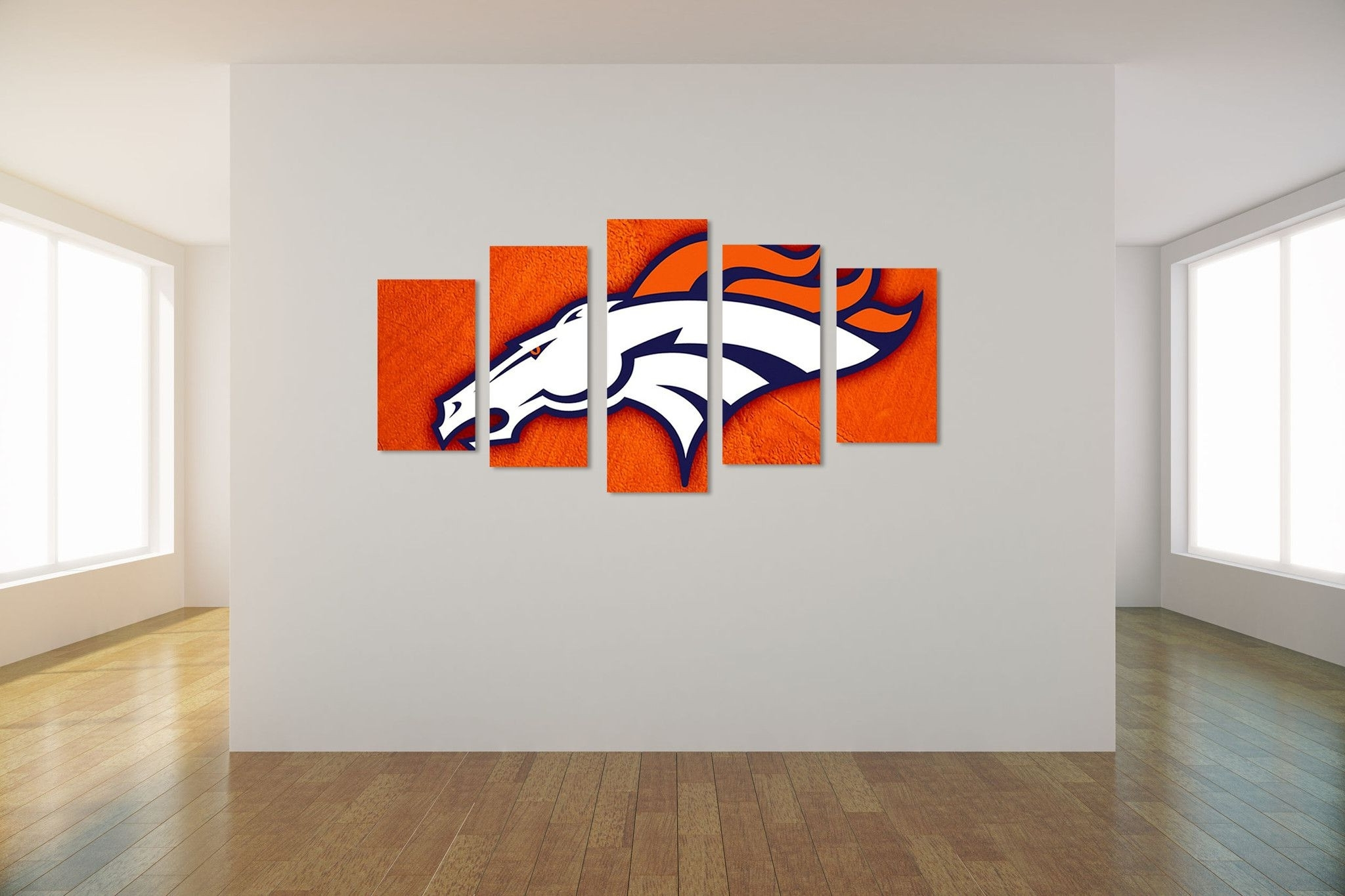 Awesome Wall Art Denver Adornment Wall Art Ideas Dochistafo Scheme With Regard To Best And Newest Broncos Wall Art (View 6 of 15)
