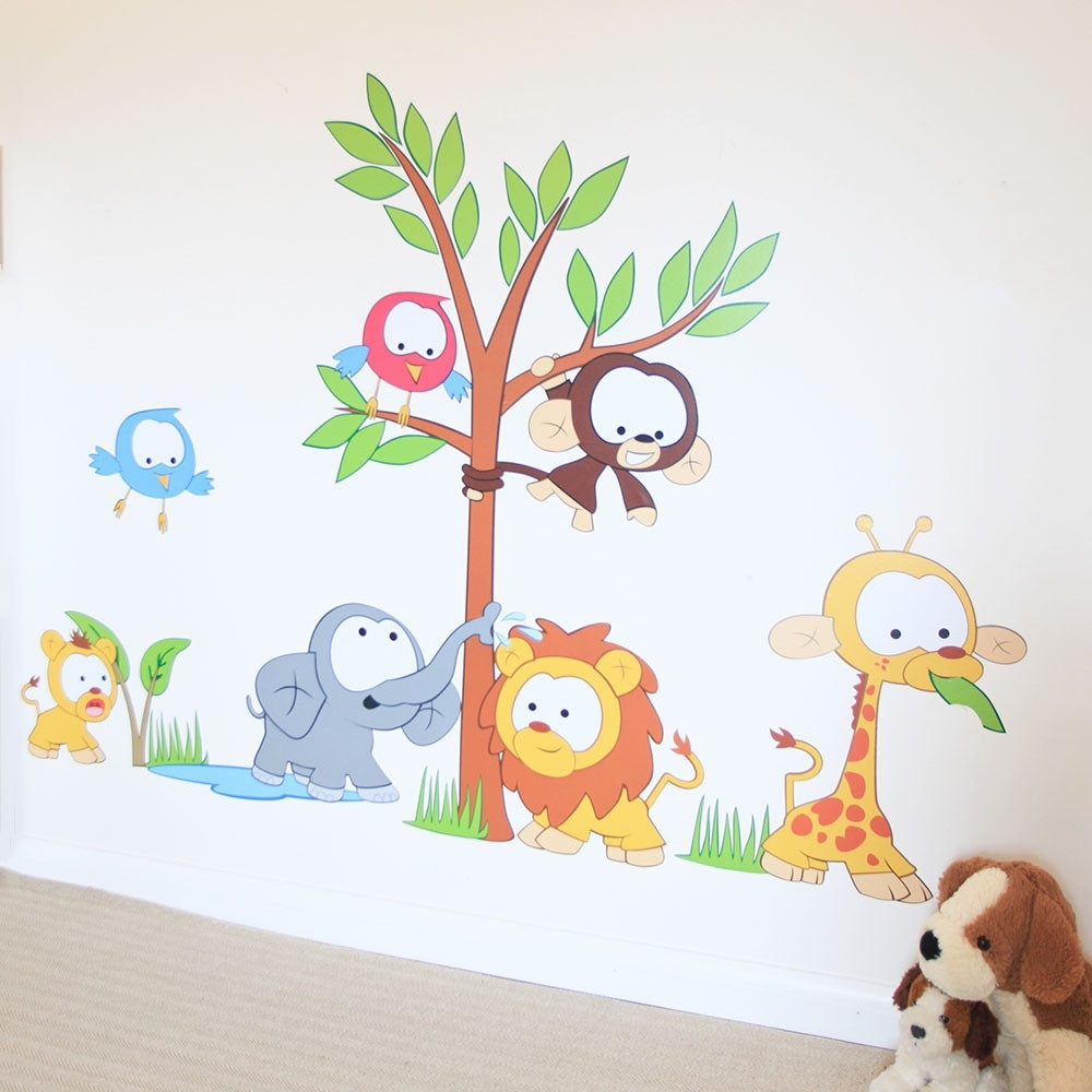 Baby Wall Art Regarding Newest Wall Decor Stickers Marvelous Baby Wall Art – Wall Decoration Ideas (View 2 of 15)