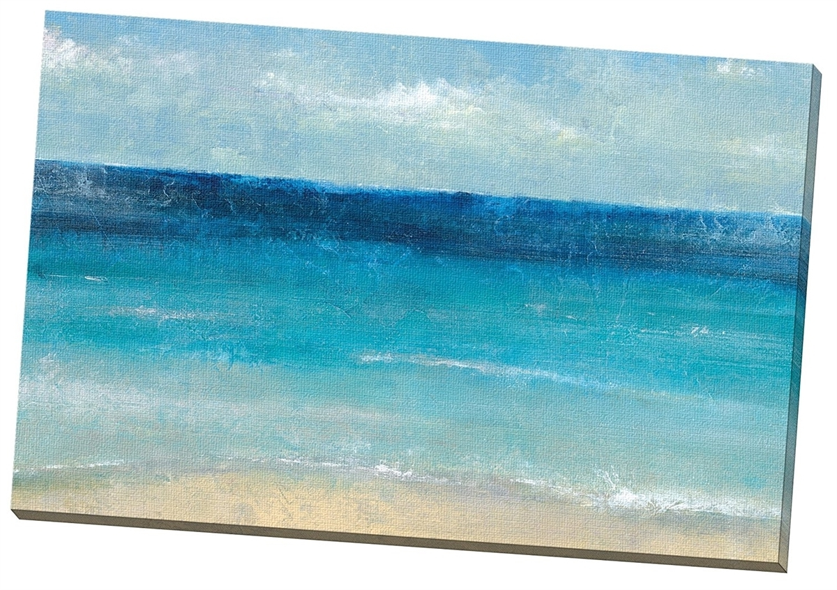 """Beach Wall Art Intended For Most Recently Released 24"""" X 36"""" X  (View 6 of 15)"""