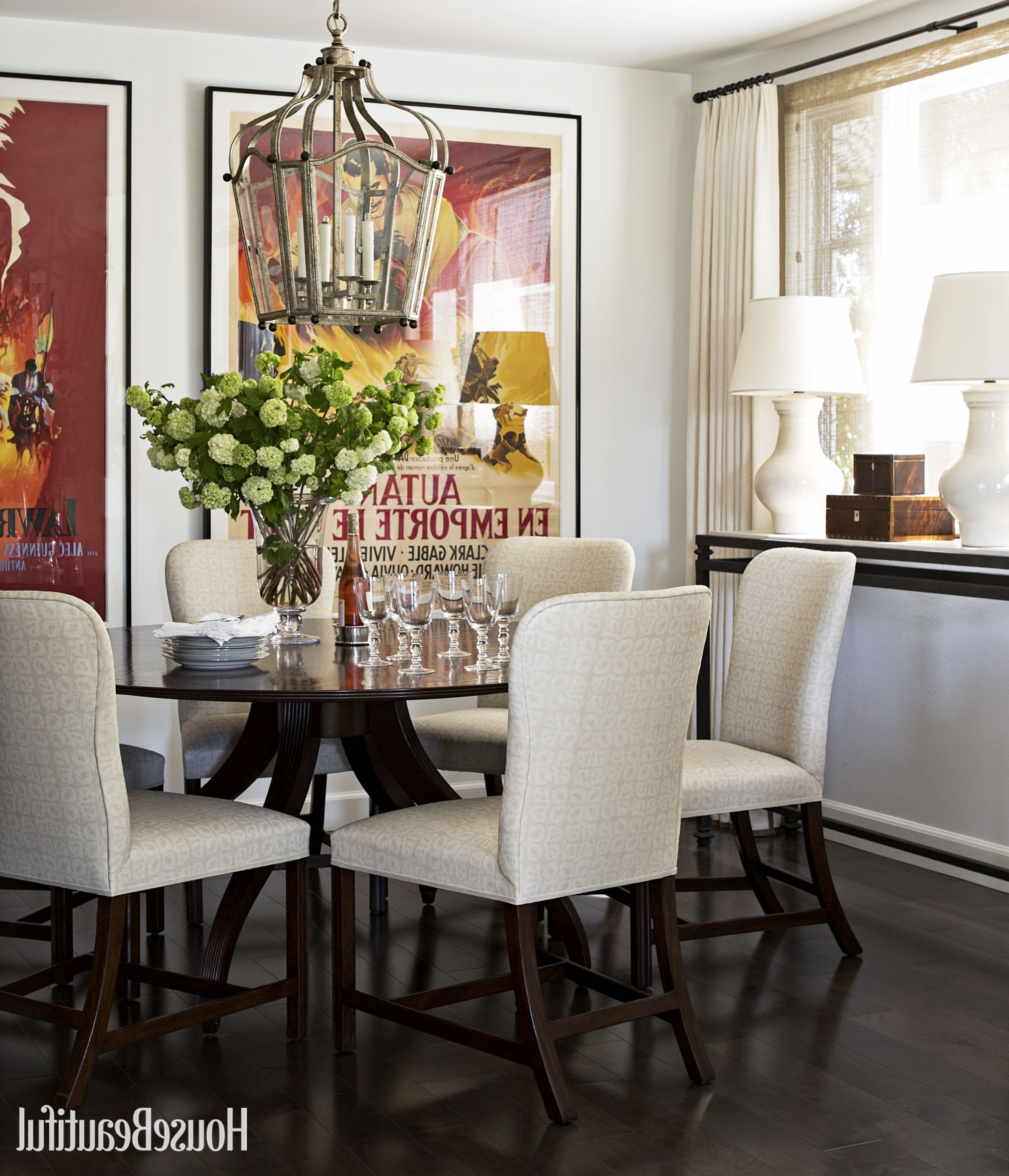 Beautiful Dining Room Wall Decor Wonderful Dinning 17 Decorating Throughout Fashionable Wall Art For Dining Room (View 11 of 15)