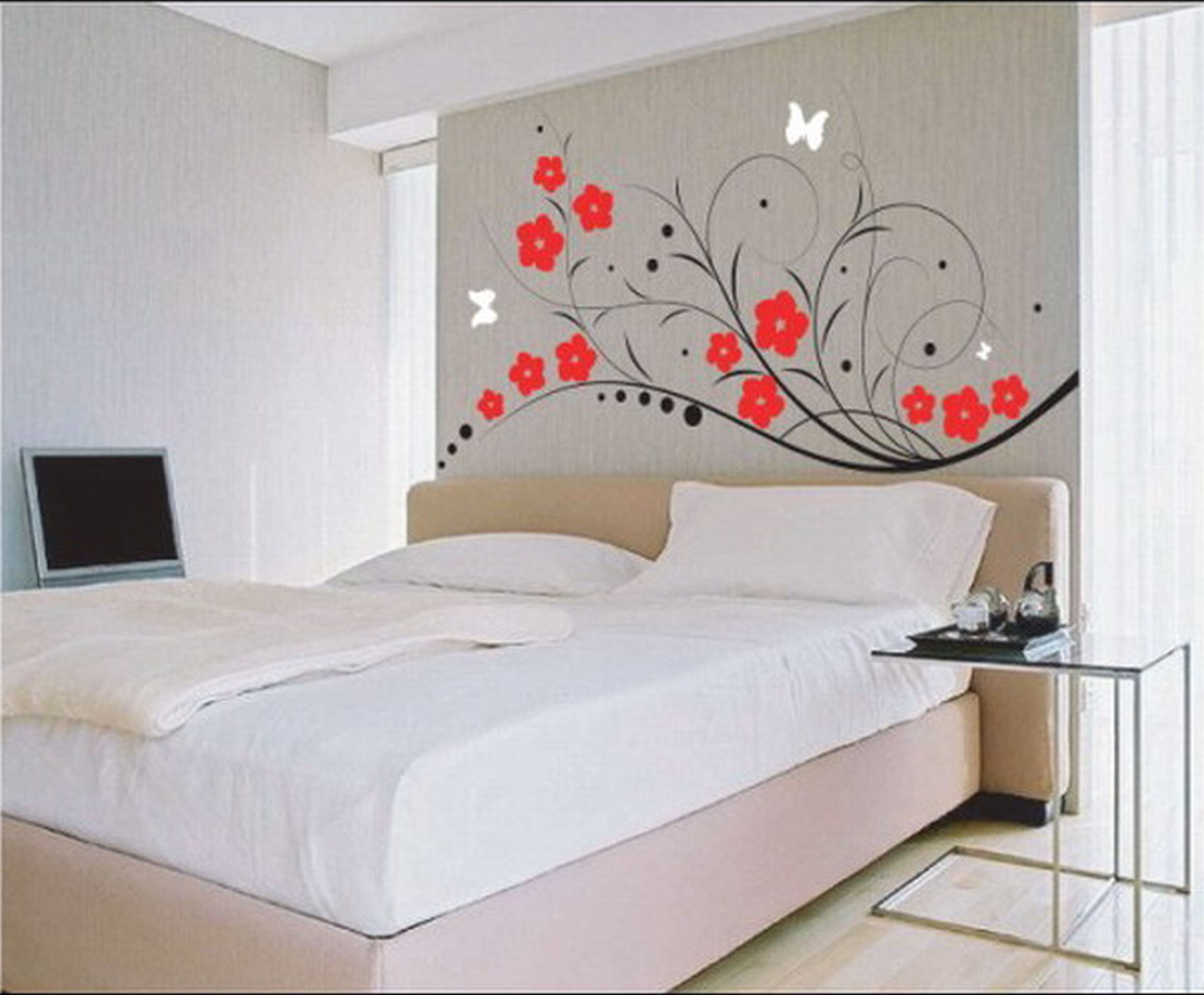 Bedroom Wall Art With Best And Newest Master Bedroom Artwork Ideas Wall Art For Collection In Blue Wa (View 5 of 15)