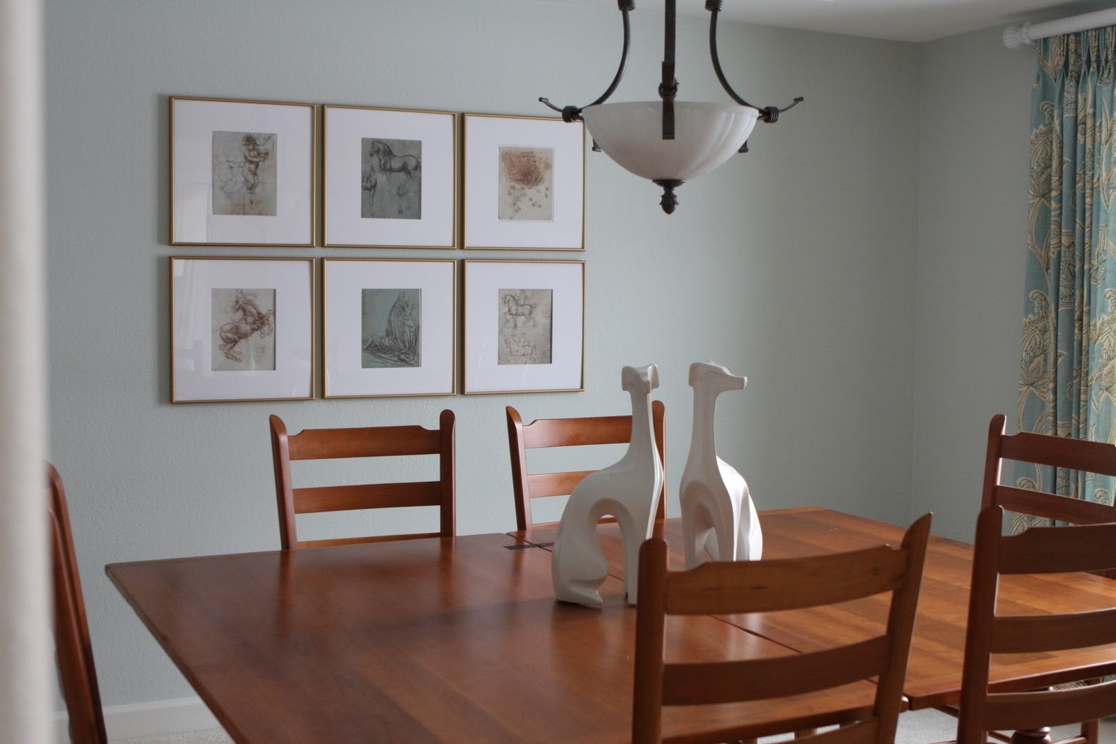 Best And Newest Dining Room Wall Art Throughout Dining Room Wall Art Contemporary With Photos Of Dining Room Decor (View 6 of 15)