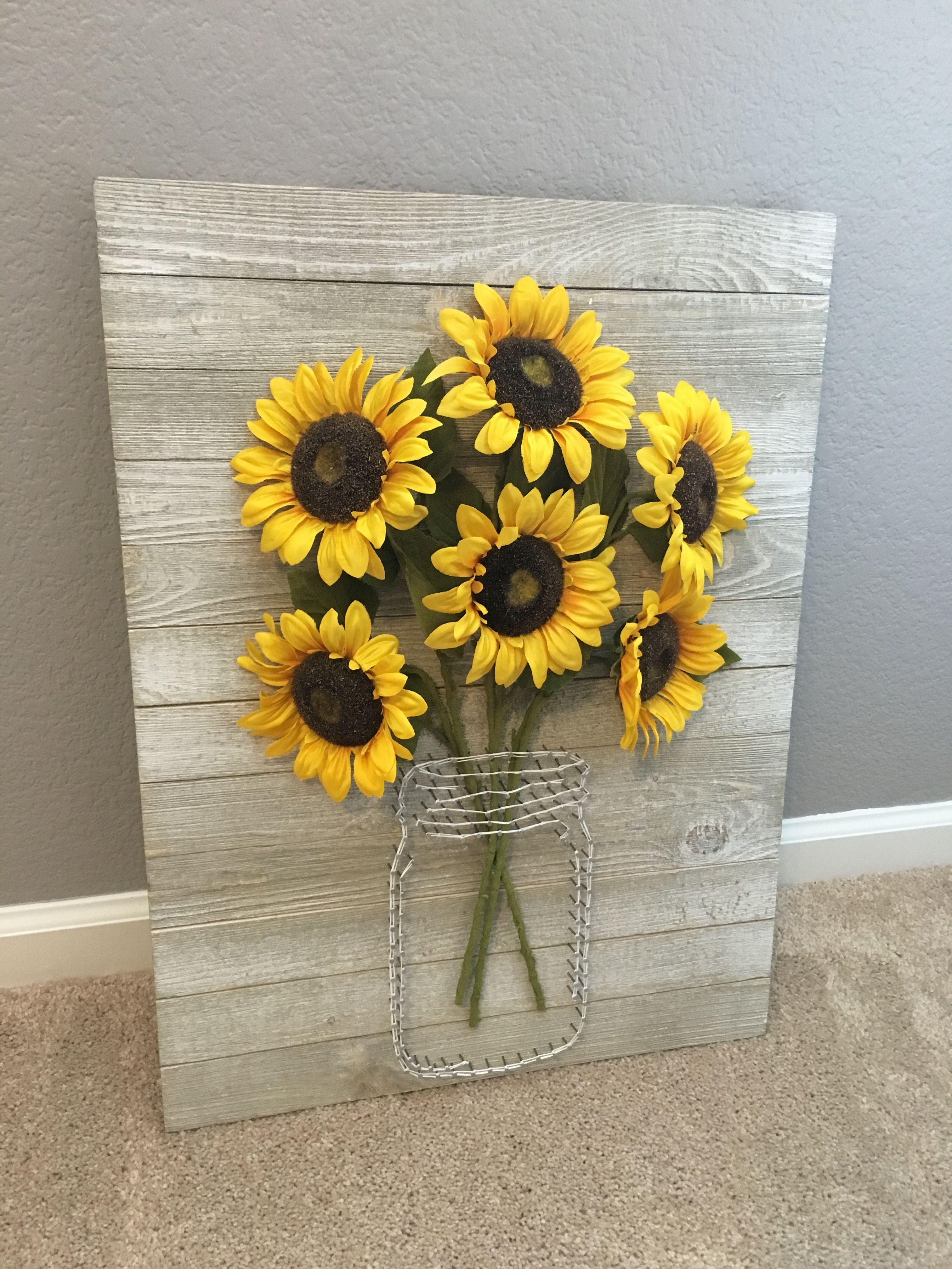 Best And Newest Exelent Kitchen Wall Art Metal Gift The Wall Art Decorations For Sunflower Wall Art (View 2 of 15)