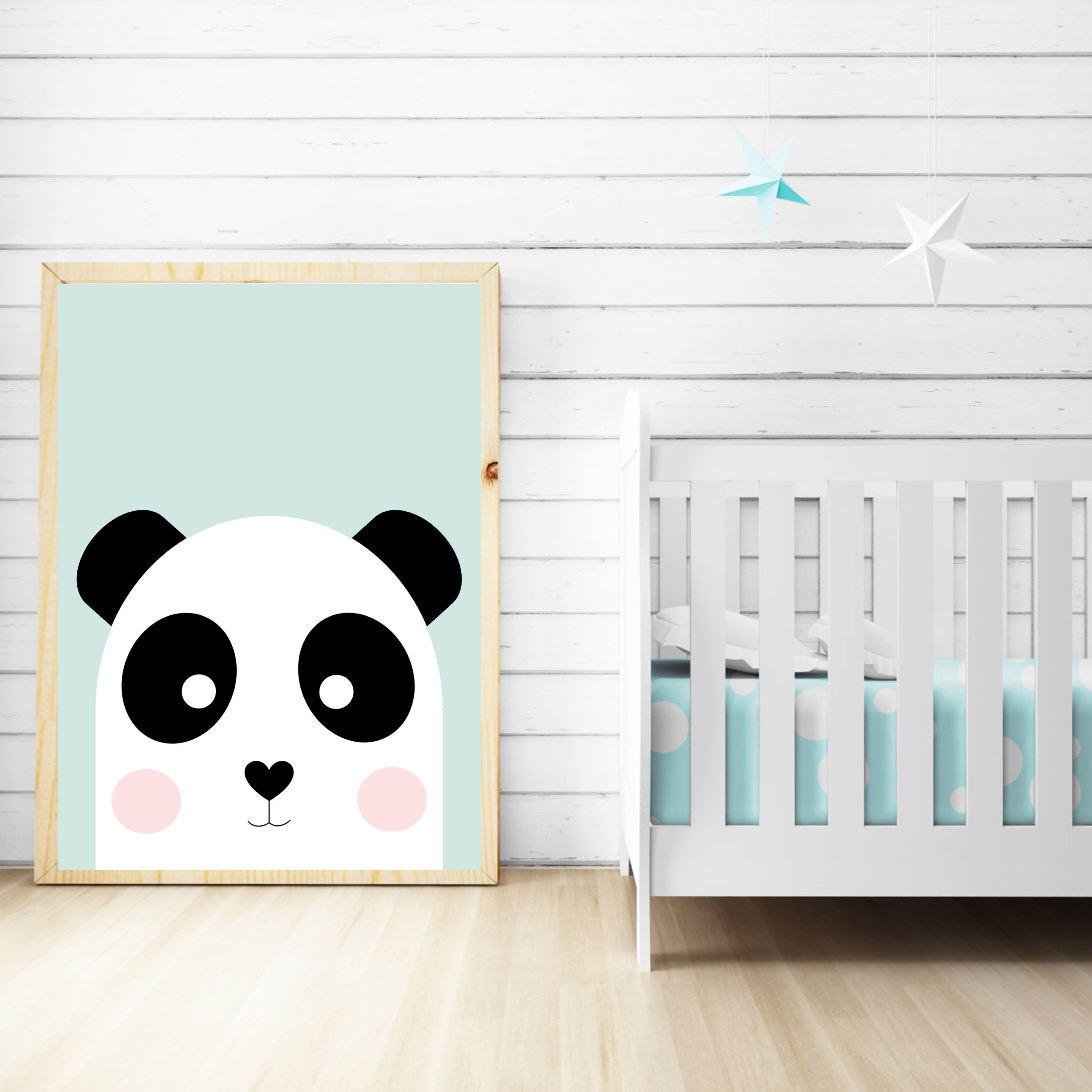 Best And Newest Illustration Kids Art Print, Kids Room Decor, Nursery, Baby, Wall Intended For Baby Wall Art (View 8 of 15)