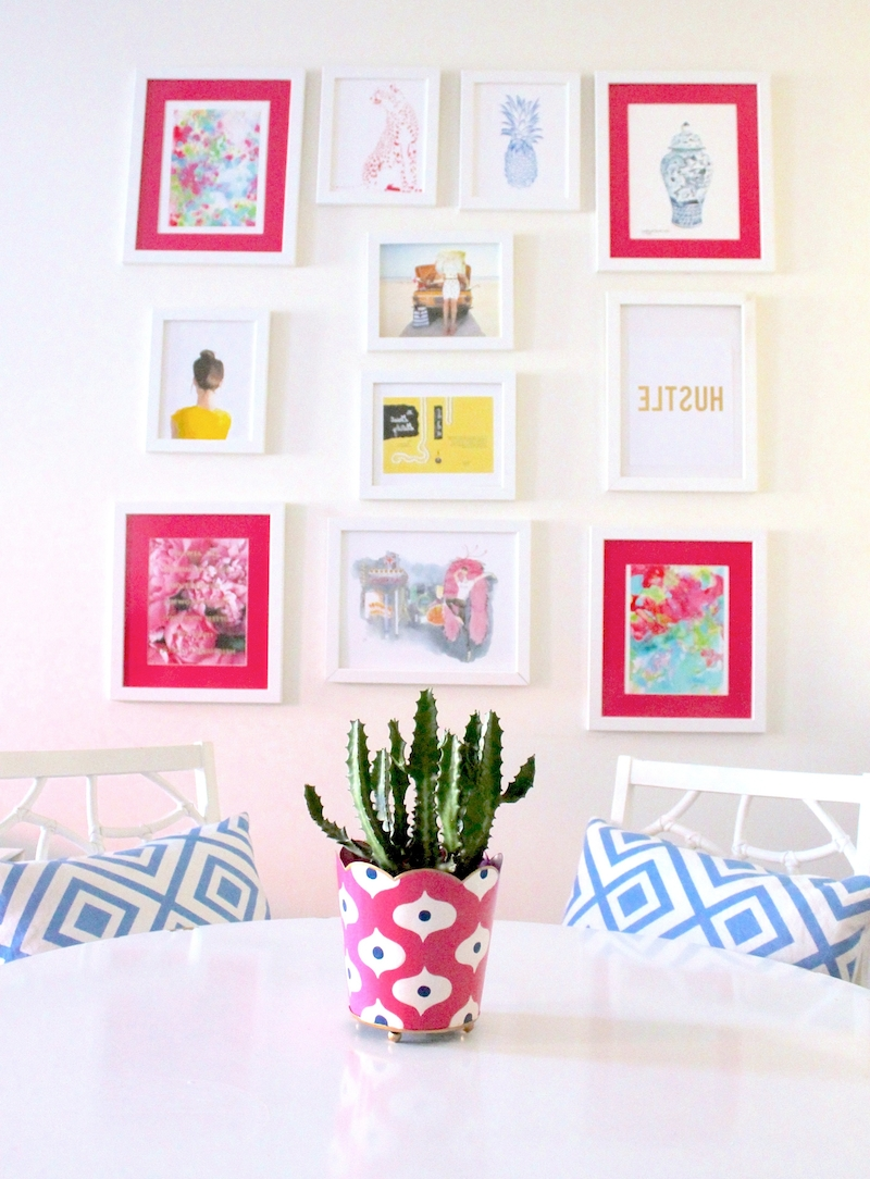 Best And Newest Kate Spade Art Prints – Design Darling In Kate Spade Wall Art (View 2 of 15)