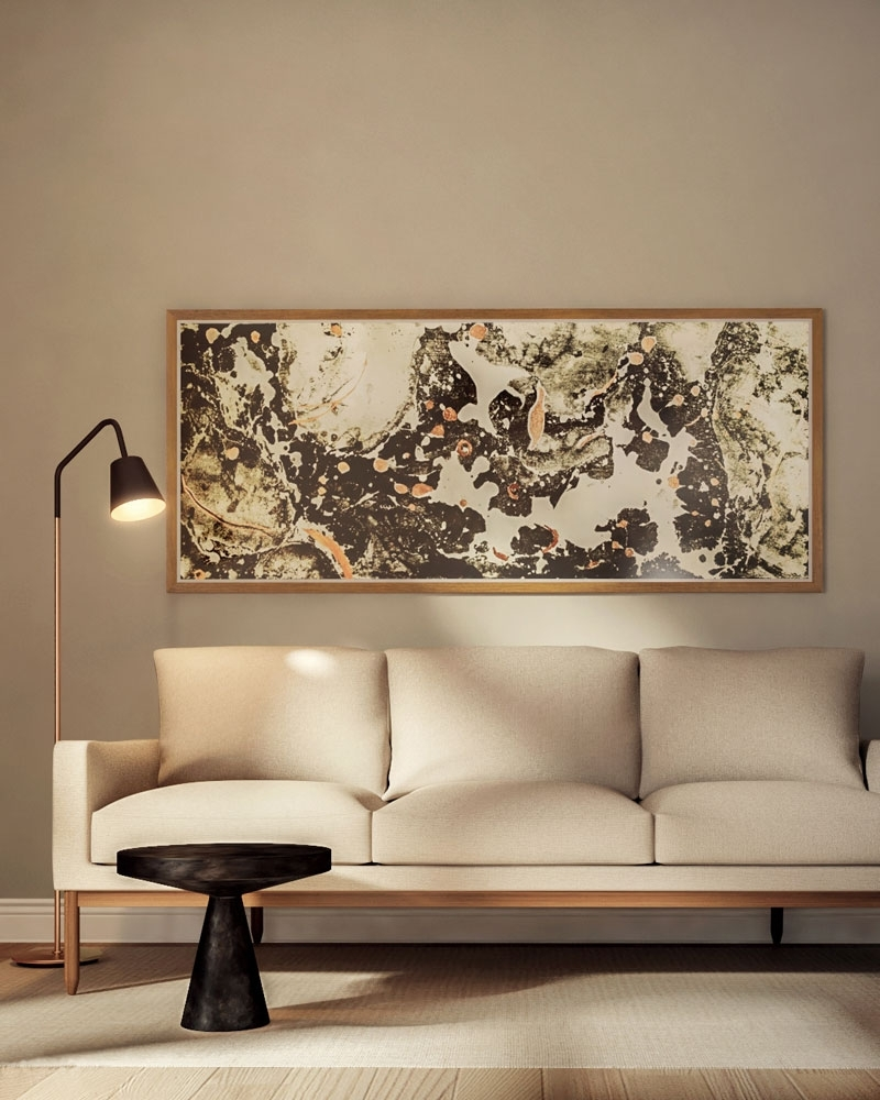Best And Newest Large Wall Art Within 5 Budget Friendly Ways To Try The Large Wall Art Decor Trend (View 2 of 15)