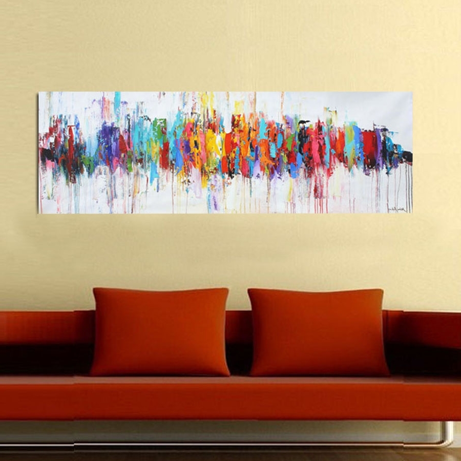 Best And Newest Living Room Painting Wall Art Throughout Living Room Modern Wall Paintings Living Room Framed Wall Decor In (View 5 of 15)