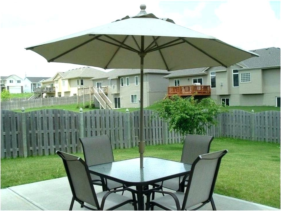 Best And Newest Quirky Patio Umbrellas At Walmart U9175835 Backyard Umbrella Ideas Intended For Sunbrella Patio Umbrellas At Walmart (View 4 of 15)