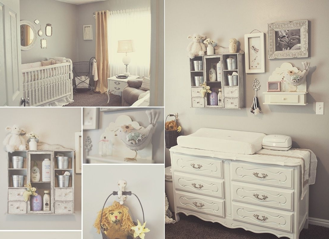 Best And Newest Shabby Chic Wall Decor Ideas (View 14 of 15)