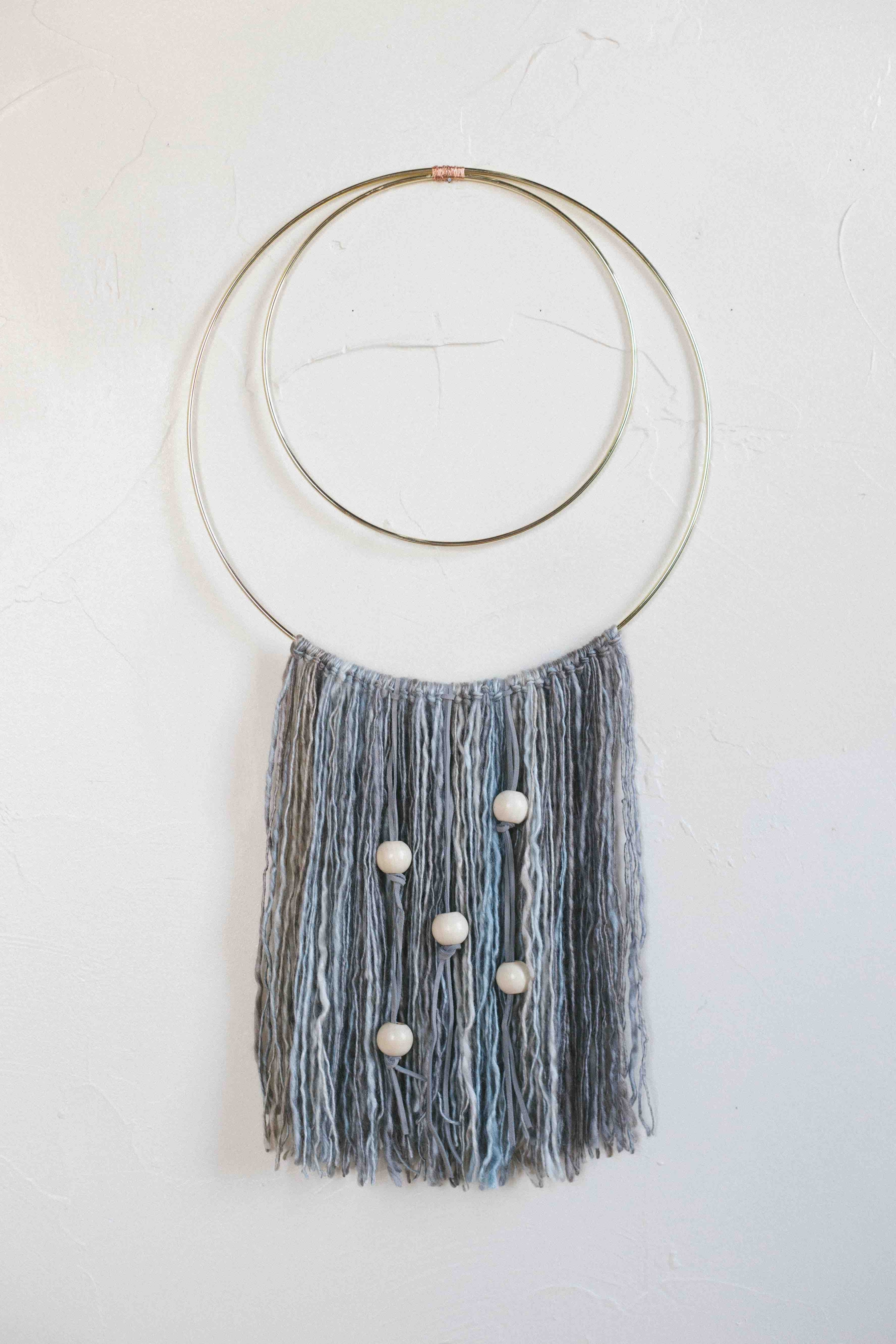 Best And Newest This Diy Anthropologie Inspired Wall Hanging Is A Must (View 6 of 15)
