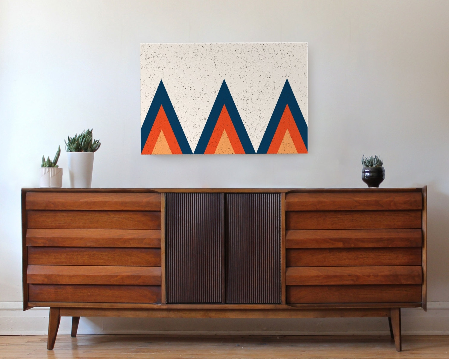 Best Mid Century Modern Wall Art : Andrews Living Arts – Photo Regarding Well Liked Mid Century Wall Art (View 1 of 15)