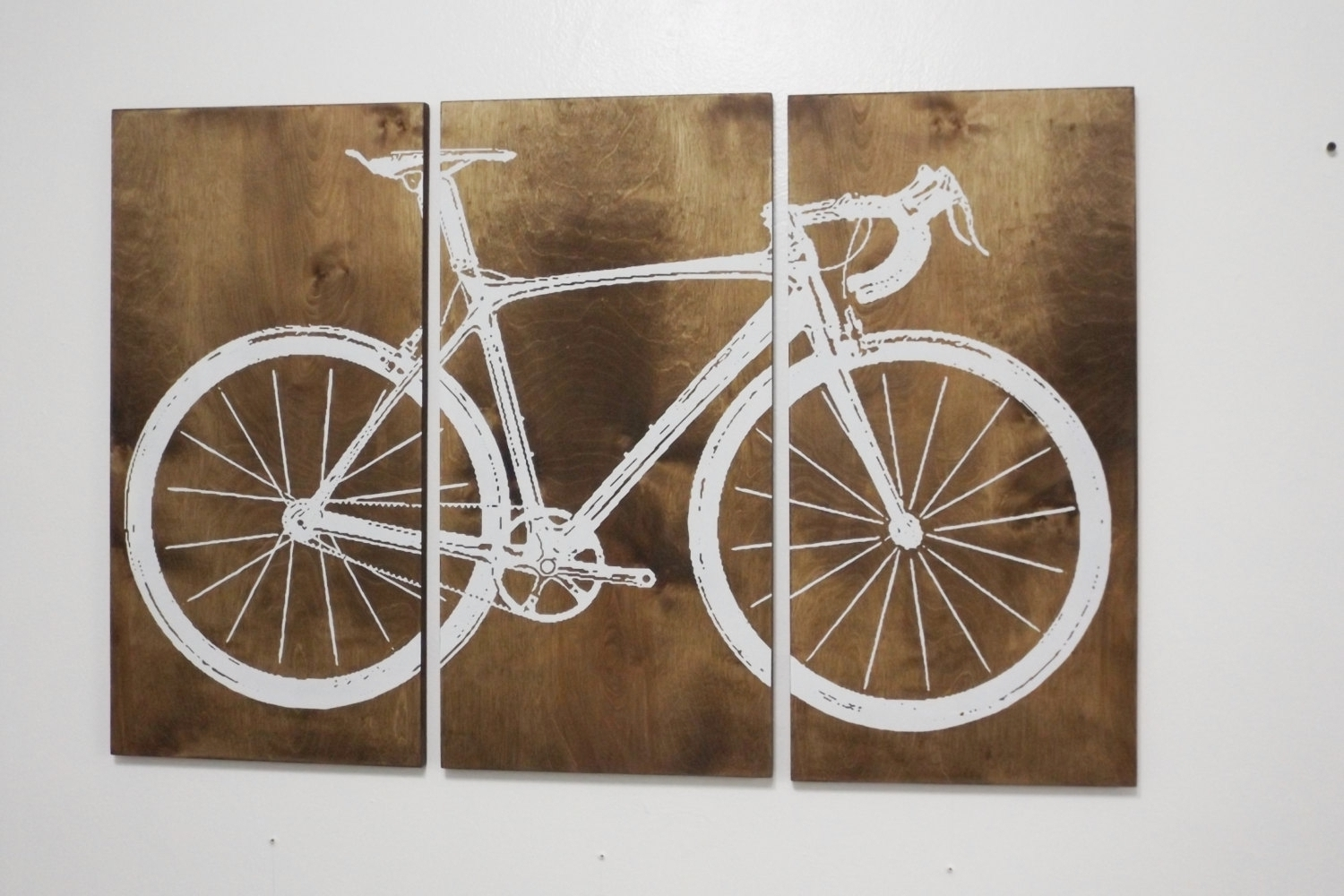 Bicycle Wall Art Intended For Newest Mesmerizing Bike Wall Art Interior Decor Home 2018 Best Of Metal (View 6 of 15)