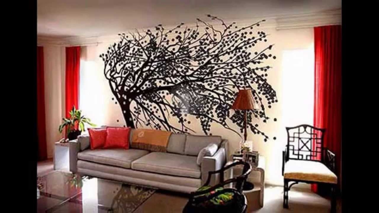 Big Wall Decorating Ideas – Youtube Intended For Well Liked Big Wall Art (View 9 of 15)
