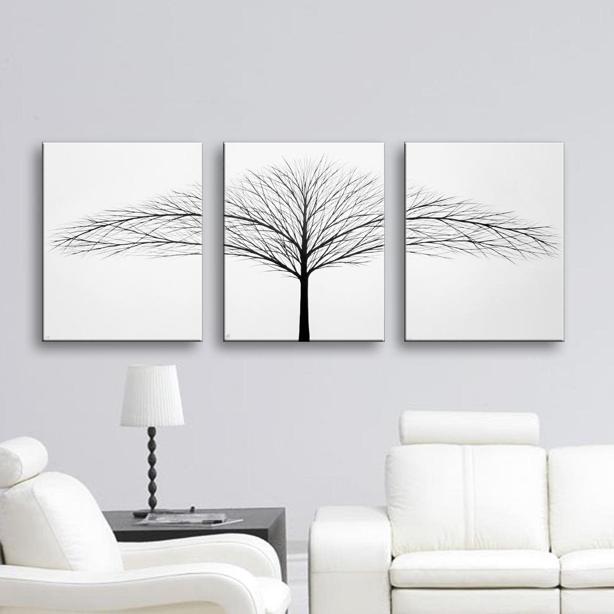 Black And White Wall Art For Living Room Ideas Decor Prints With Regard To Popular Black And White Wall Art (View 12 of 15)