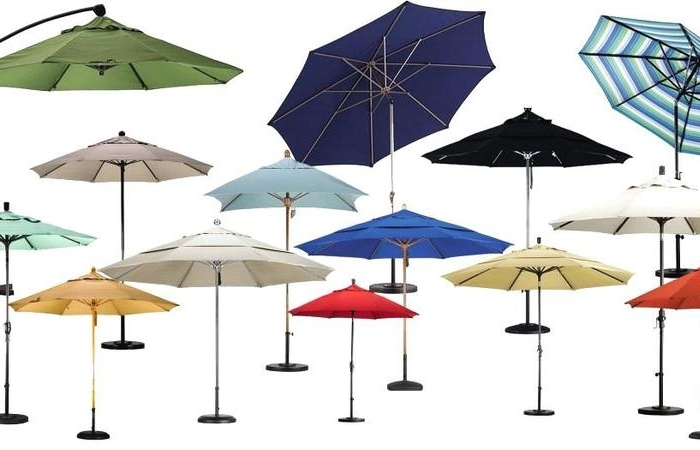 Cheap Patio Umbrellas Inside Well Known Cheap Patio Umbrella Sets With Home Design Small Umbrellas Large (View 5 of 15)