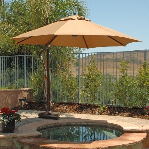 Cheap Patio Umbrellas Inside Well Liked Cheap Patio Umbrellas – Darcylea Design (View 11 of 15)